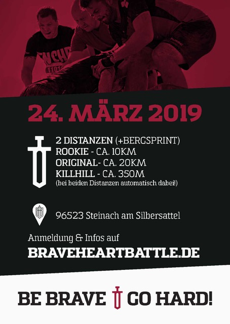 Braveheart Battle Informationen